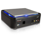 HD PVR - a high definition video recorder with euro plug